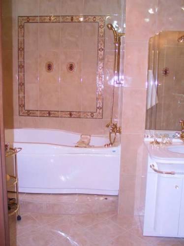 Дизайн ванны 4 м